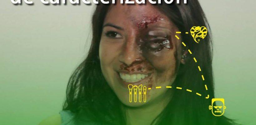 Taller de Maquillaje de Caracterización- Querétaro