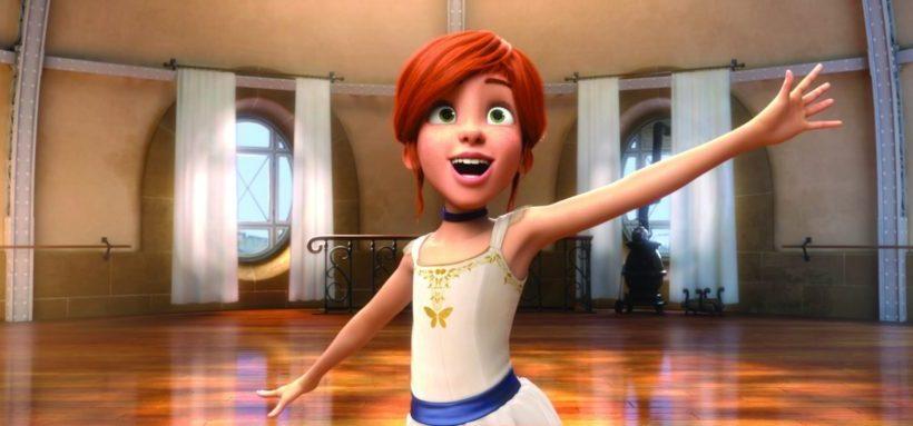 """""""Bailarina"""", una cinta animada sobre la danza"""