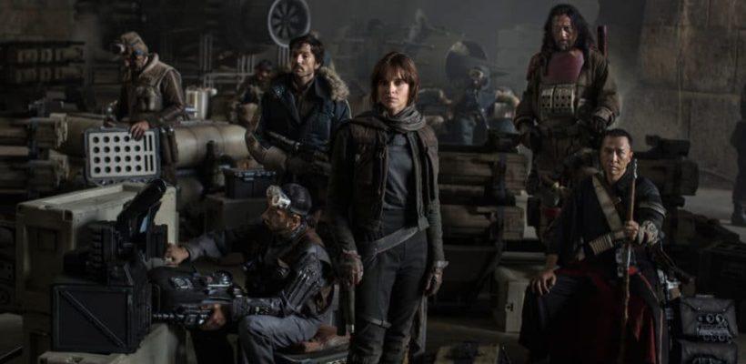 """""""Rogue One: Una historia de Star Wars"""", reseña"""