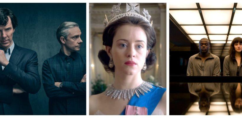 Cinco buenas series británicas que puedes ver en Netflix