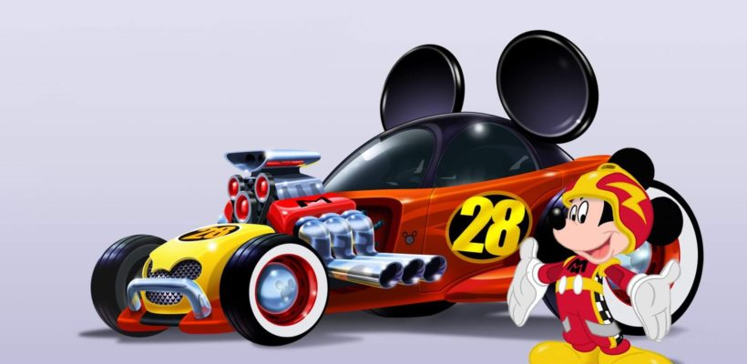 Mickey está de vuelta con: Aventura sobre ruedas