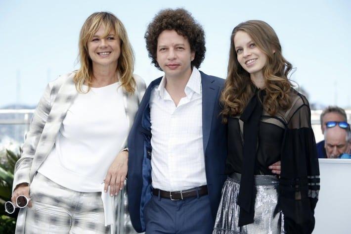 """Michel Franco gana en Cannes con """"Las hijas de Abril"""""""