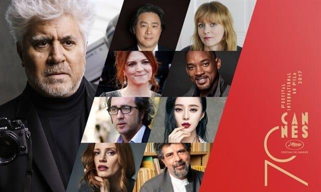 Ganadores de la 70° edición del Festival Internacional de Cannes