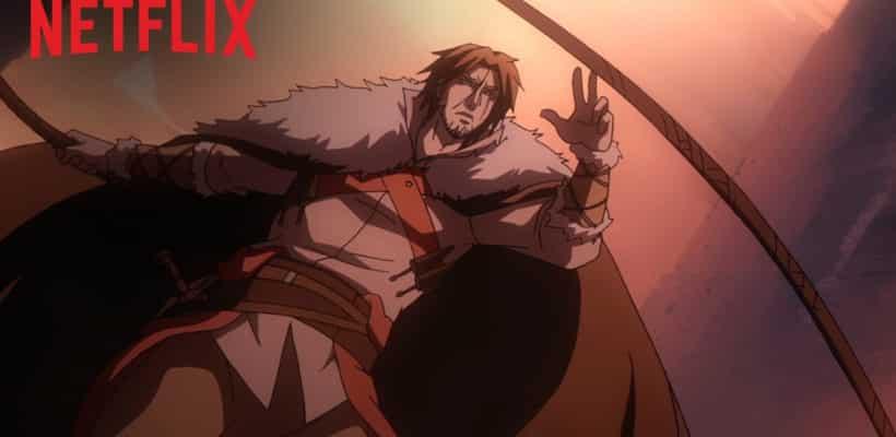 Llega Castlevania a Netflix