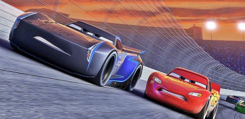 """Cars 3"", reseña"