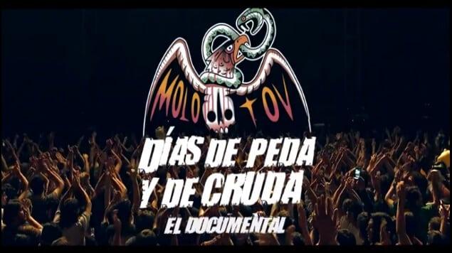 """El documental """"Molotov: Días de peda y de cruda"""" se estrenará en Cinépolis"""