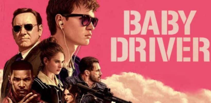 """""""Baby Driver"""", un conductor con ritmo"""