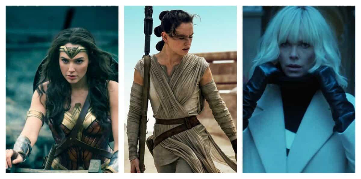 ¿Inicia la era de las mujeres de acción en el cine?