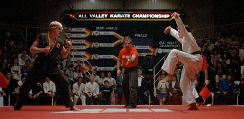 """Cobra Kai"", la secuela de la cinta ""Karate Kid"" de 1984"