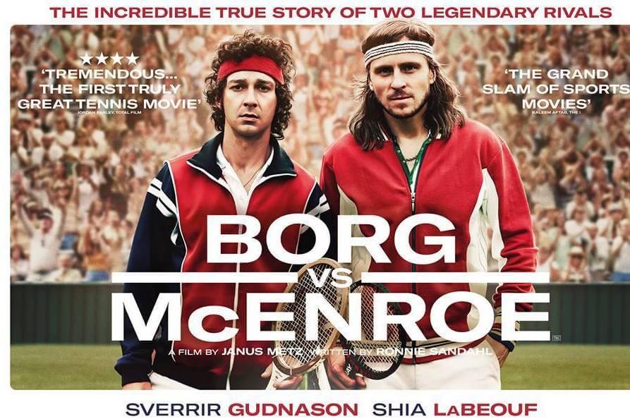 """""""Borg vs. McEnroe"""", la intimidad antes del juego"""