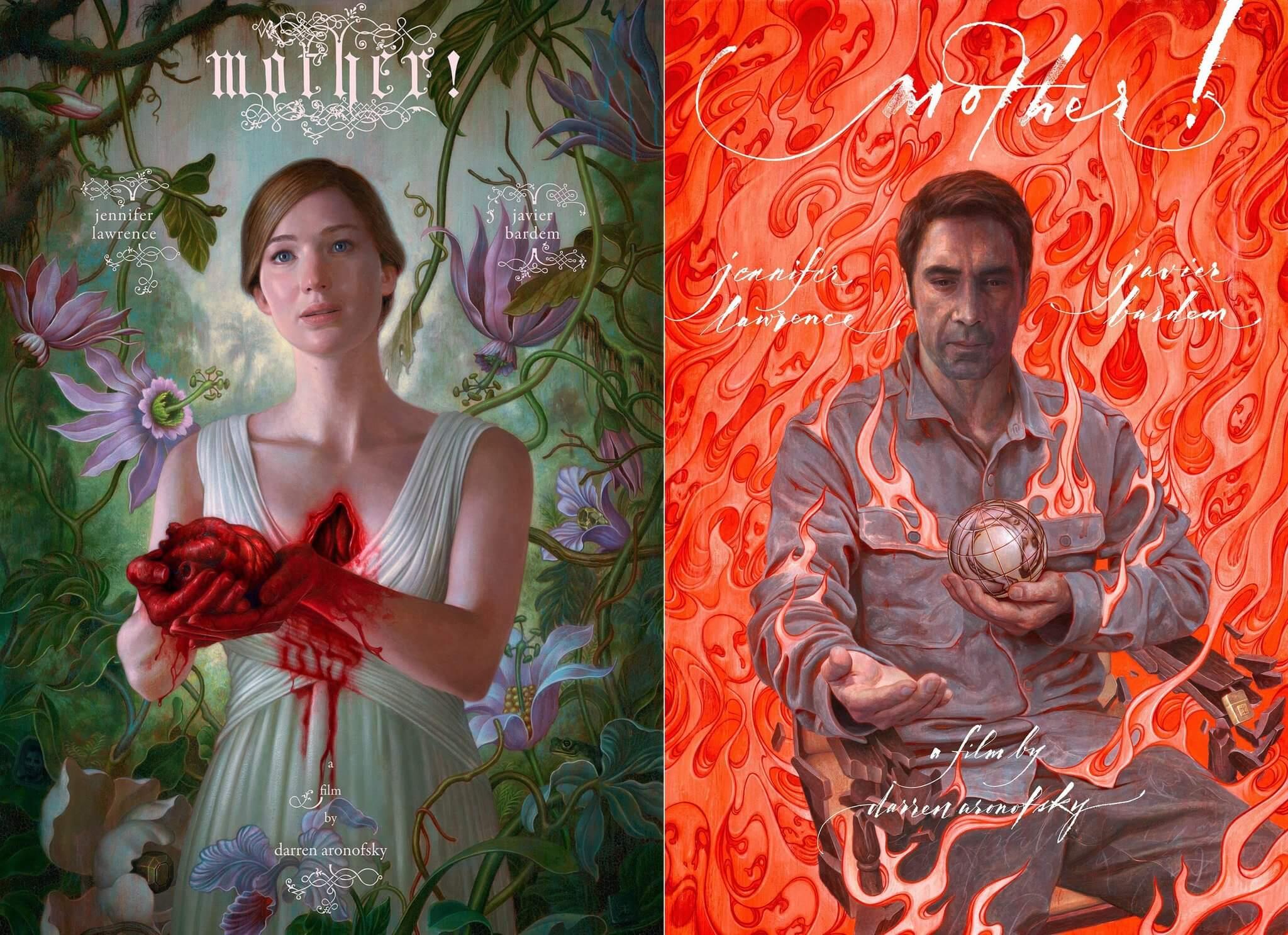 """""""¡madre!"""", arriesgada película de Aronofsky"""