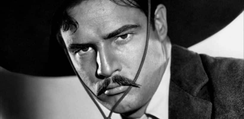 Marlon Brando y Elia Kazan, y su interpretación de Emiliano Zapata