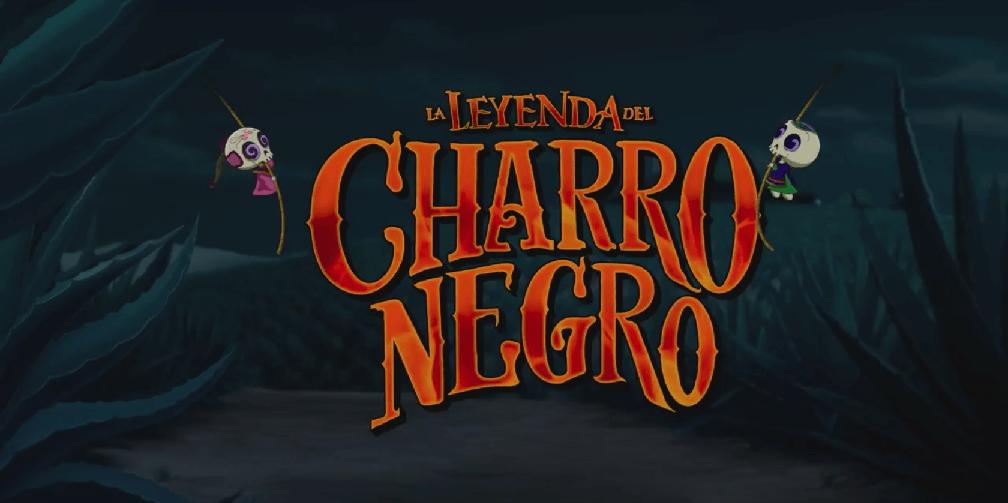 """""""La leyenda del Charro negro"""", hecho en casa"""