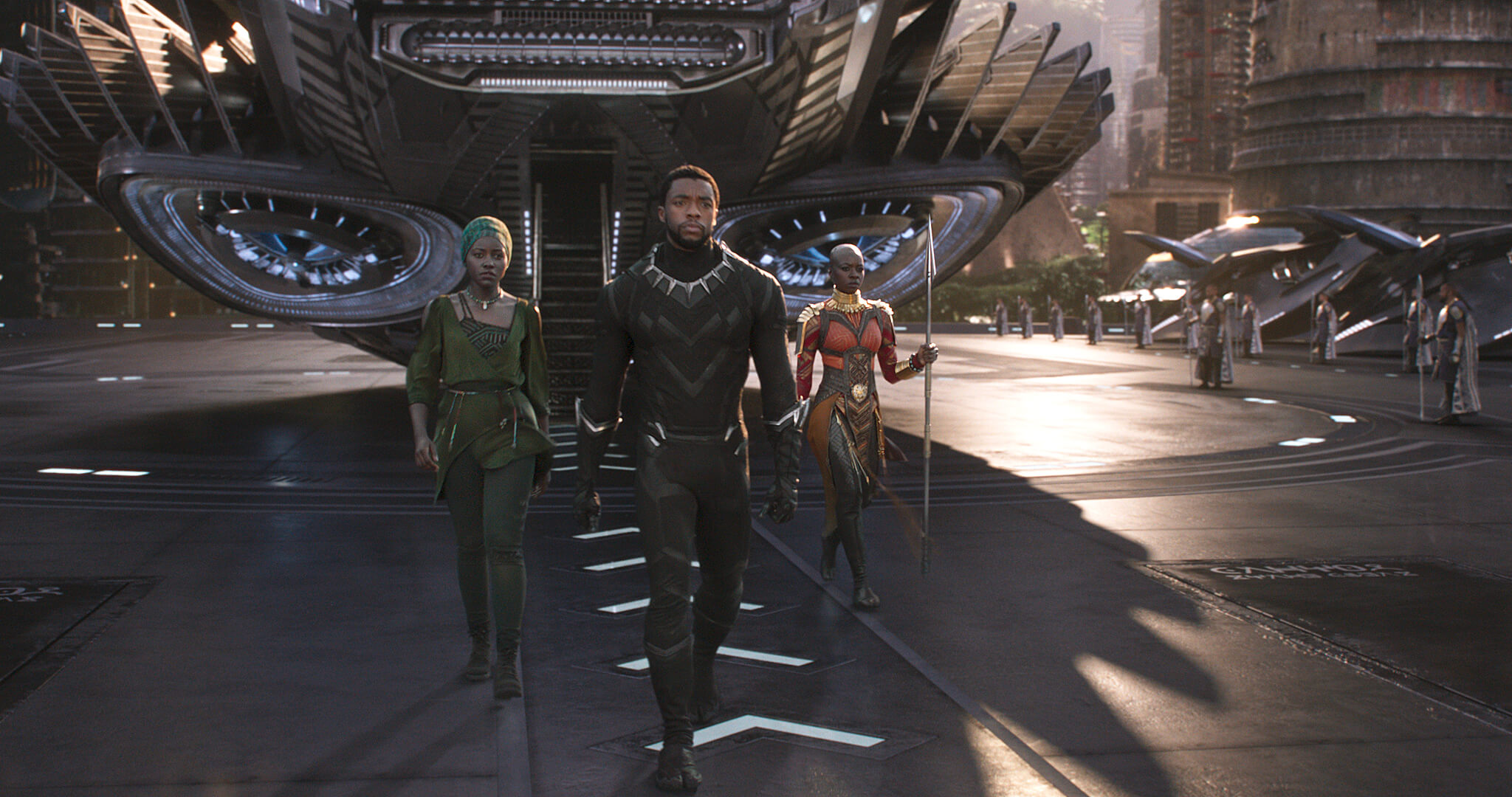 """""""Black Panther"""", más seria y entretenida"""
