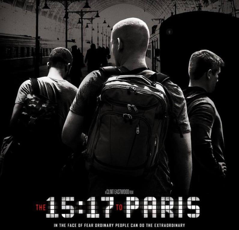 """""""15:17 Tren a París"""" y el nacionalismo exacerbado de Eastwood"""