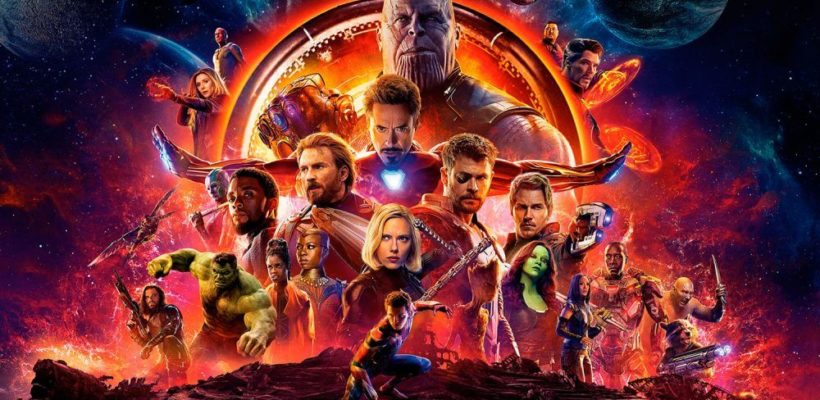 """Avengers: Inifinity War"", cumple"