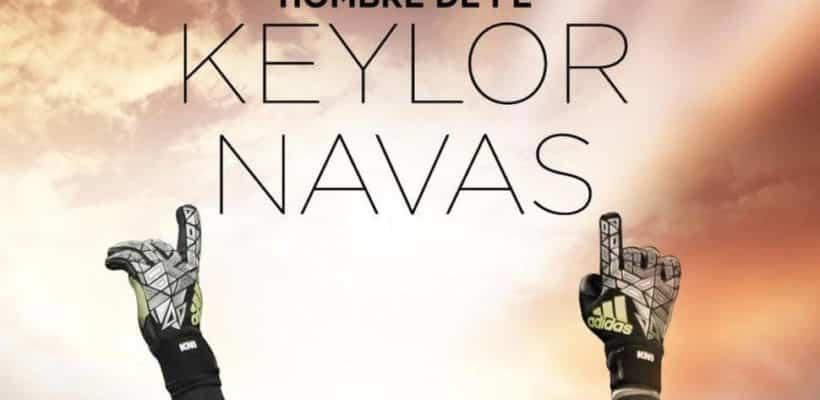 La película de Keylor Navas llega a Cinepolis