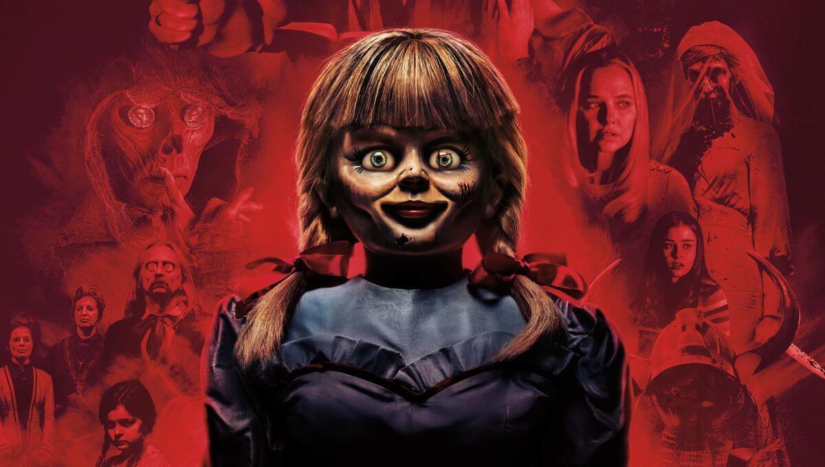"""Annabelle comes home"", busca un tono diferente de la saga"