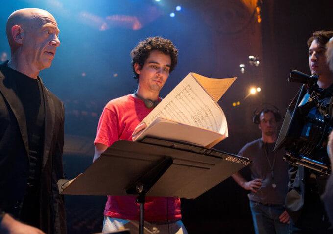 Damien Chazelle su pasión por el jazz y el cine
