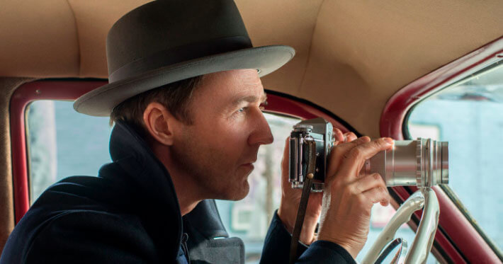 """Huérfanos de Brooklyn"", Edward Norton y su destacado detective"