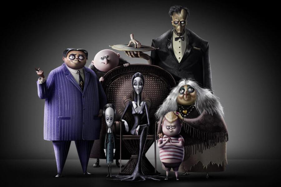 """""""Los locos Addams"""", mantiene su esencia en su película animada"""