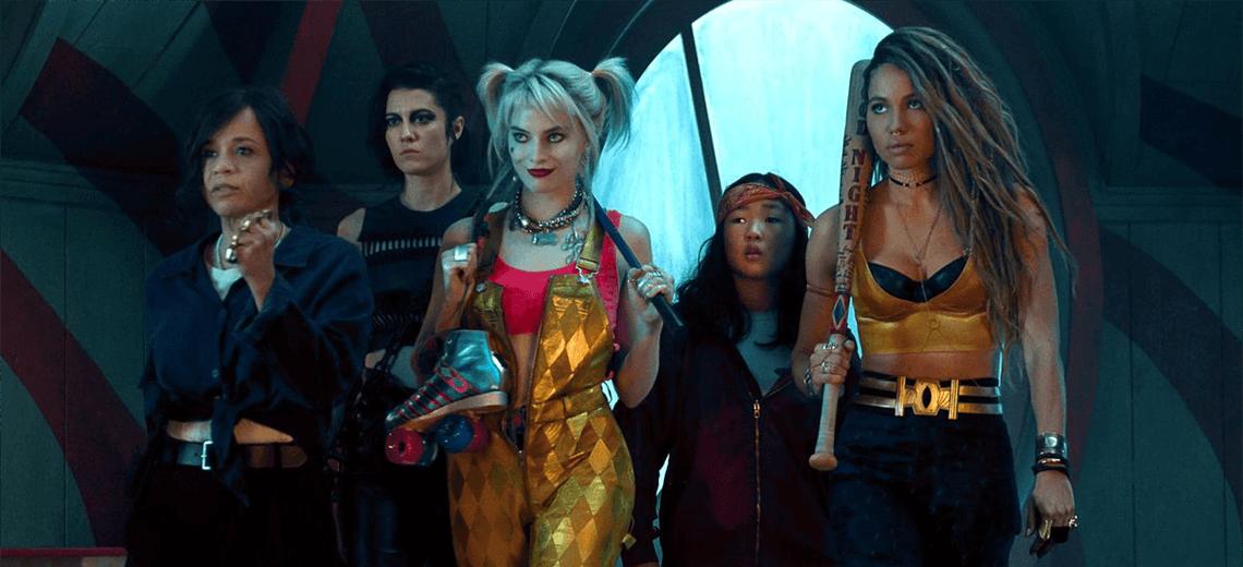 """""""Aves de presa y la fantabulosa emancipación de una Harley Quinn"""" la creación de una antiheroína"""