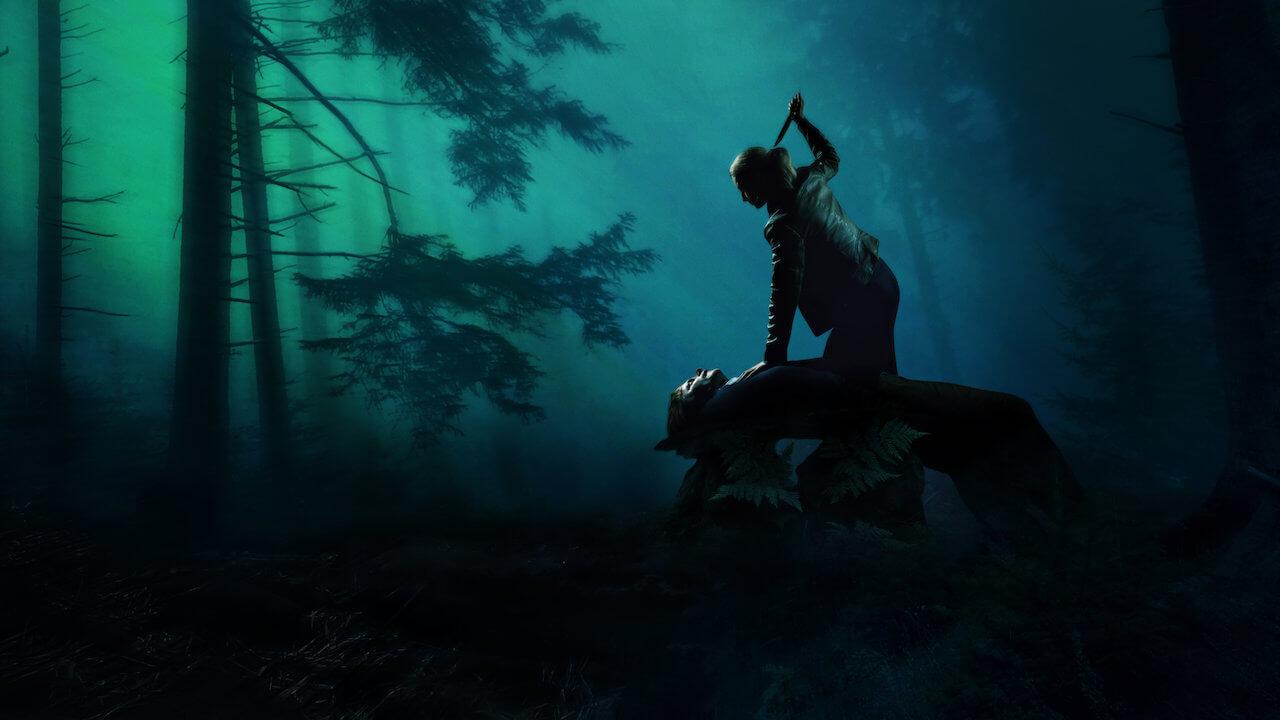 """Bloodride"", decente serie noruega de terror en Netflix"