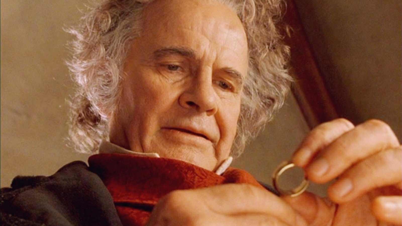 Hasta pronto Ian Holm, el único y el mejor Bilbo Bolsón